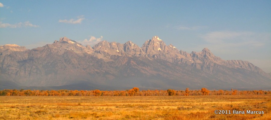 Road Tripping: Grand Teton Approach featured image