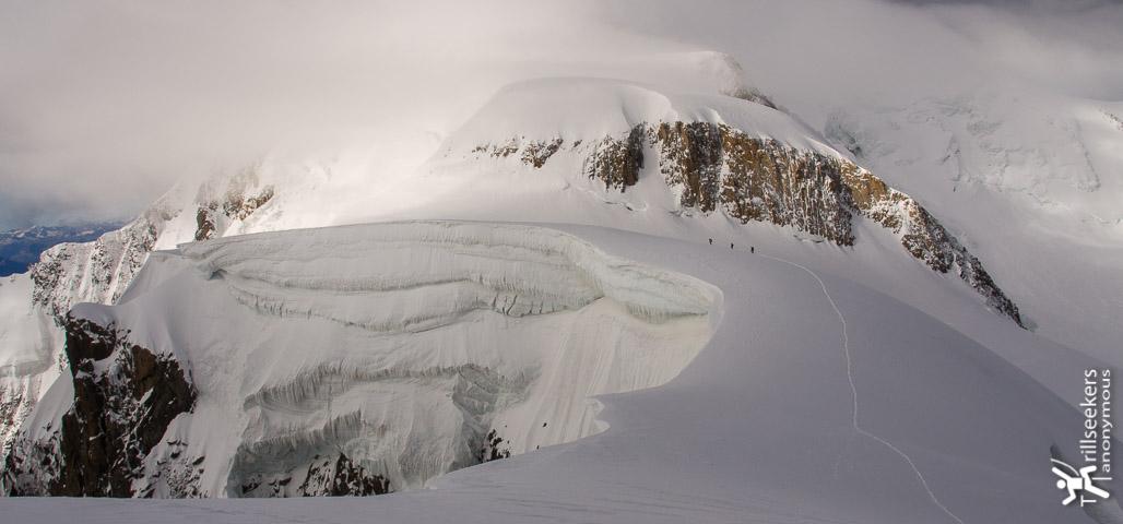 Mont Blanc via Les Trois Monts featured image