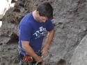 Lead Climbing Skills - Tying In