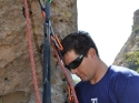 Lead Climbing Skills - Cleaning the Anchor