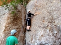Lead Climbing Skills - Cleaning a Sport Route