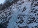 Excaliber (4+), Serrai di Sottoguda -Dolomites, Italy.