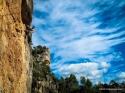 Estrany parany (6b), Sector Crag can Toni gros - Siurana, España