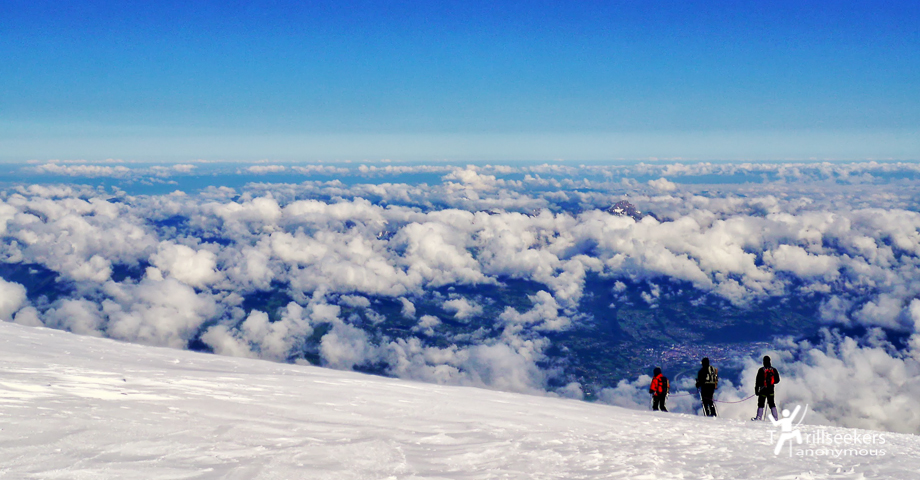 Skiing Mont Blanc via the Gouter featured image