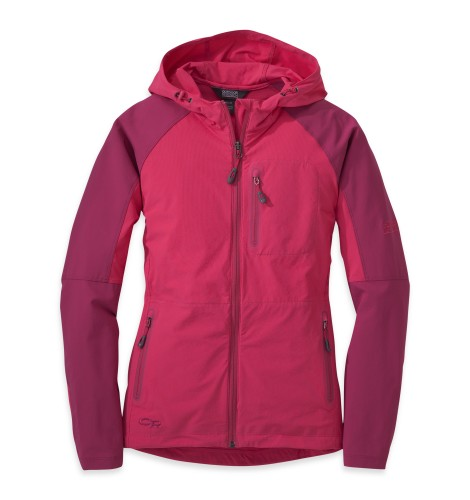 Outdoor Research Ferrosi Hoody, Women's review image