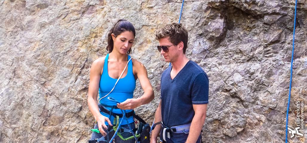 Tie-in Climbing Knots (VIDEO)